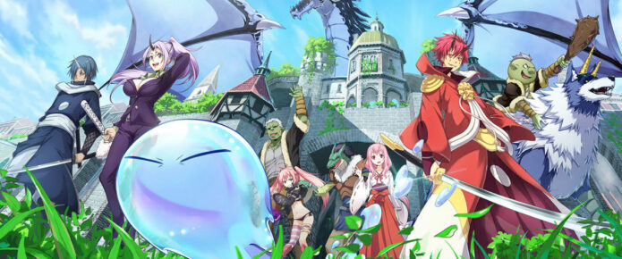 That Time I Got Reincarnated As A Slime Gets Children's Book Series Today