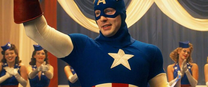 Marvel Fans Think They Spotted Chris Evans In Hawkeye Trailer