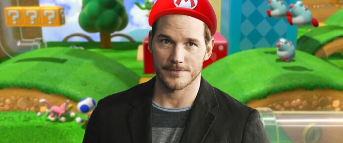 The Internet Reacts To Chris Pratt As Mario With Some Charging Italiophobia