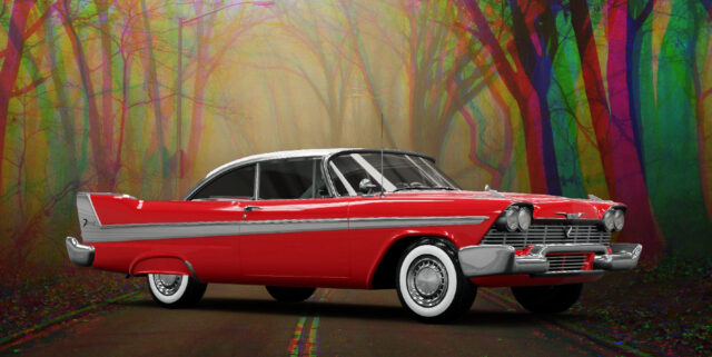 Hannibal Creator's Script For Stephen King's Christine Is Complete