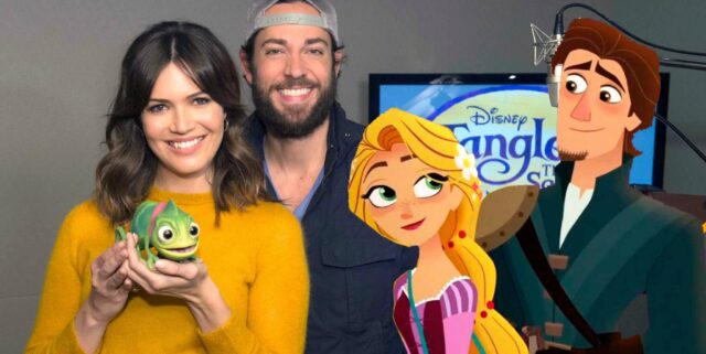 Here's What The Cast Of A Live-Action Tangled Could Look Like