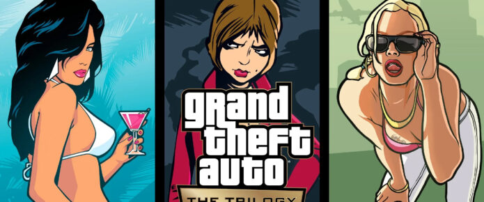 GTA Trilogy Remaster Datamine Points to Upgraded Graphics, GTA5-Style Controls
