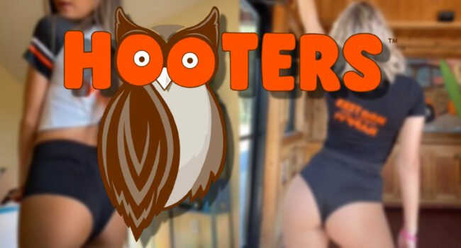 Hooters Goes Viral Over Controversial New Skimpier Uniforms