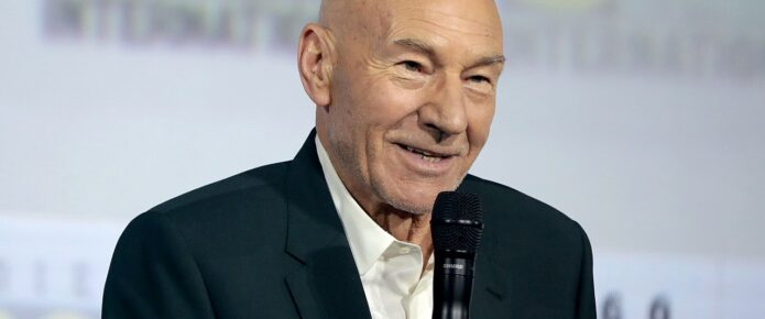 A Patrick Stewart Film Is Blowing Up On Netflix Today