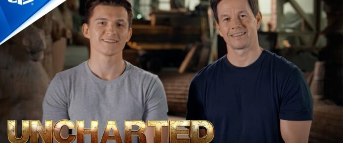 Watch: Uncharted's Mark Wahlberg, Tom Holland Take Fans Behind The Scenes