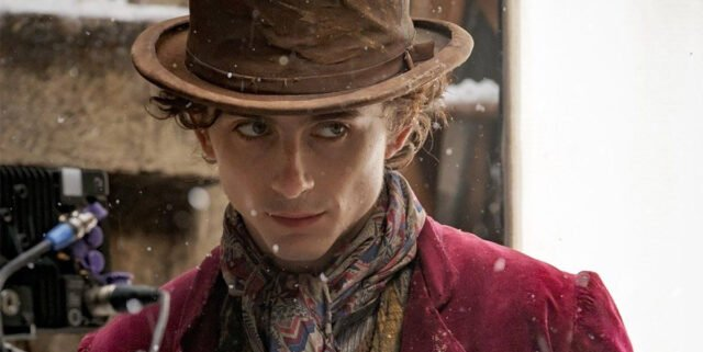 Willy Wonka: Timothée Chalamet Reveals First Look In Costume for Prequel Movie