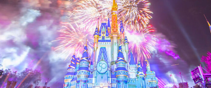Disney Has Changed Its Fireworks Show And Fans Hate it