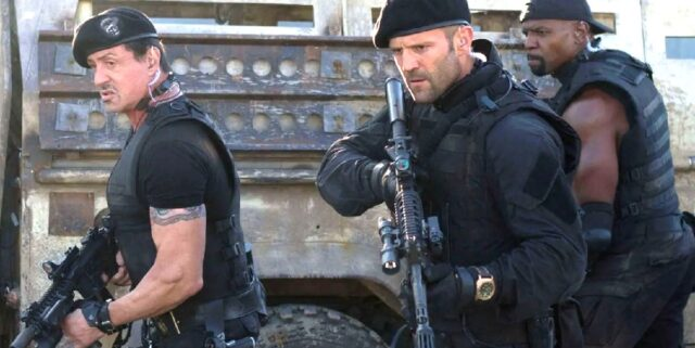 Watch: Expendables 4 Set Video Teases A Huge Fight Scene