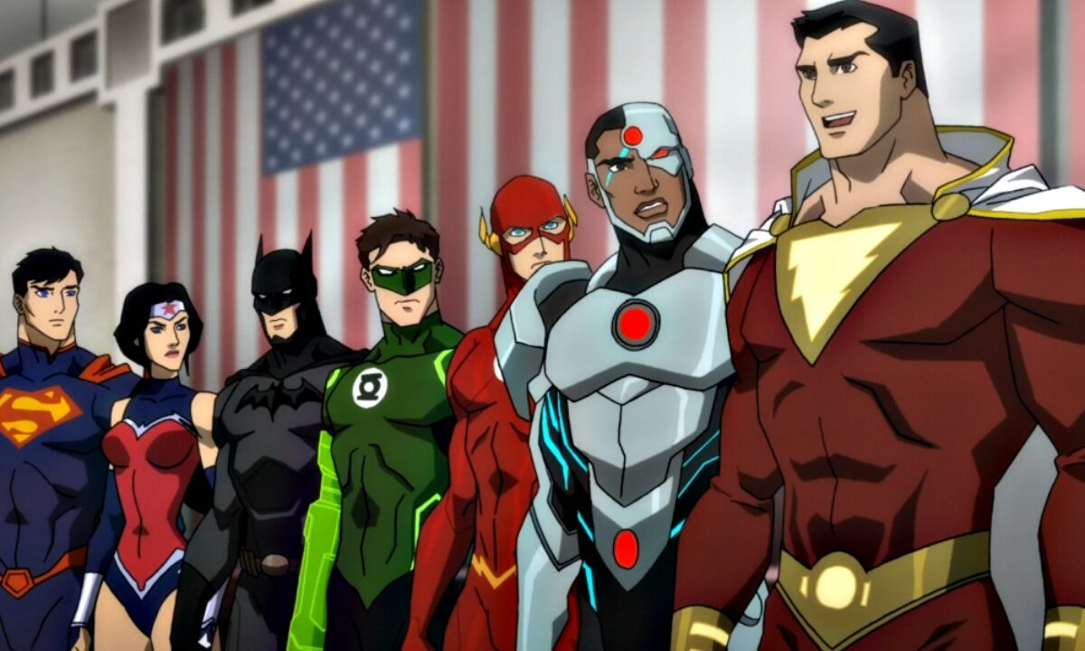 5 Justice League Movies Have Taken Over Streaming