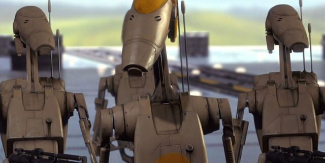 Star Wars Voice Actor Reveals Why Droids Became Hilariously Ridiculous