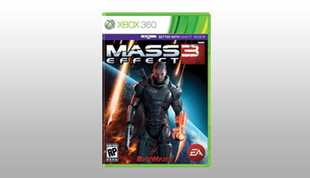 Is Mass Effect 3 Going To Use Kinect?