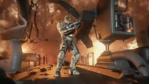 Halo 4 Officially Announced With Teaser Trailer And Release Date