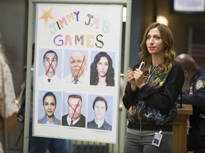 "Brooklyn Nine-Nine Review: ""The Jimmy Jab Games"" (Season 2, Episode 3)"
