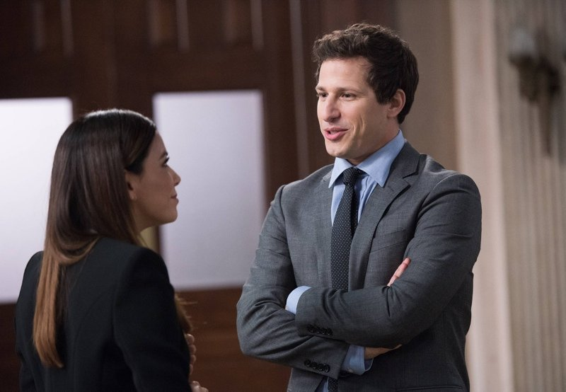 "Brooklyn Nine-Nine Review: ""Jake And Sophia"" (Season 2, Episode 6)"