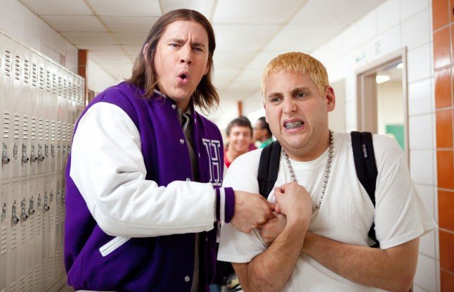 21 Jump Street 6 Unlikely Or Perhaps Mismatched Comedy Duos