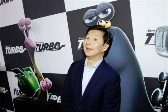 Turbo Ken Jeong
