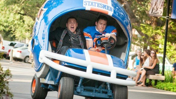 "23 Jump Street ""Quite Possible,"" Says Chris Miller"