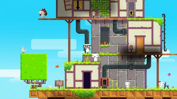 Fez Will Make Its XBLA Debut In April