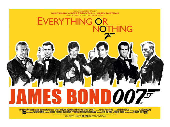 Watch Pierce Brosnan Clip From Upcoming James Bond Doc Everything Or Nothing