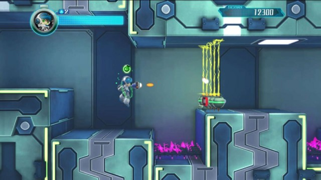 Mighty No. 9 Hands-On Preview [E3 2015]