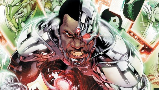 Ray Fisher Will Play Cyborg In Batman vs. Superman