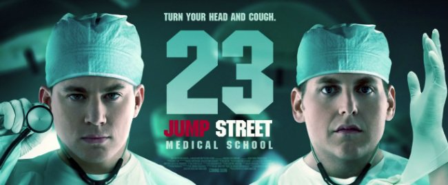 Phil Lord And Chris Miller Will Produce, Not Direct, 23 Jump Street