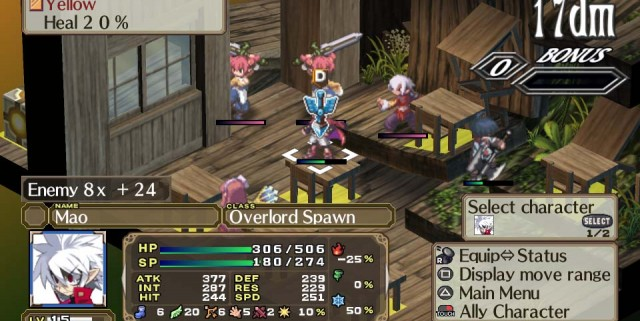 232 640x321 NIS America Unveils New Disgaea 3: Absence Of Detention Screens