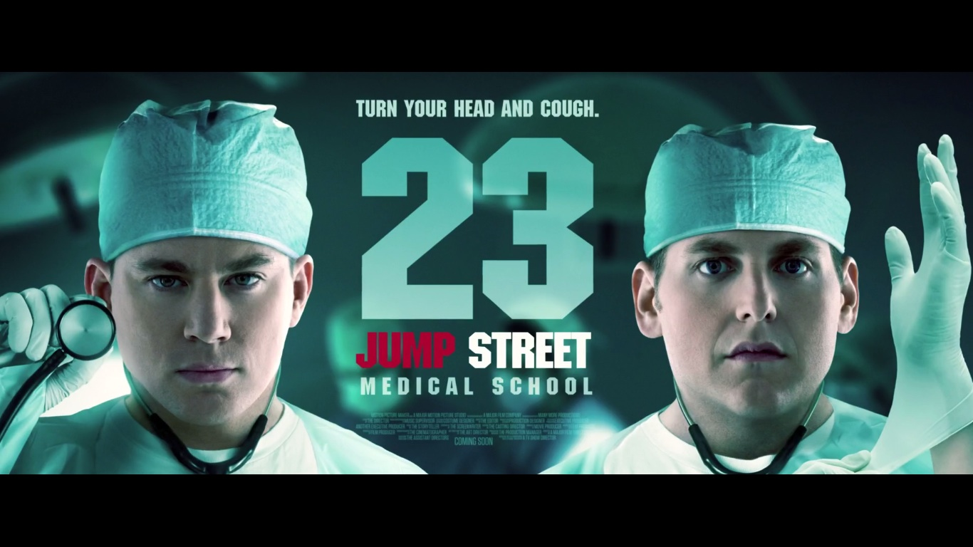 Every Fake Sequel From The 22 Jump Street Credits Now Has A Poster
