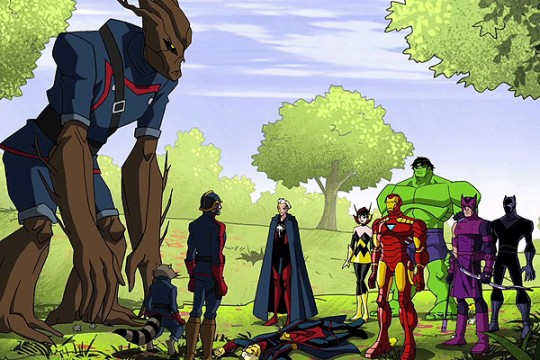 The Avengers Are Not In Guardians Of The Galaxy, Captain America Has Pivotal Role In Phase 2