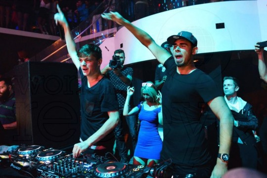 Afrojack And Martin Garrix Turn Up The Speakers With New Single And Music Video