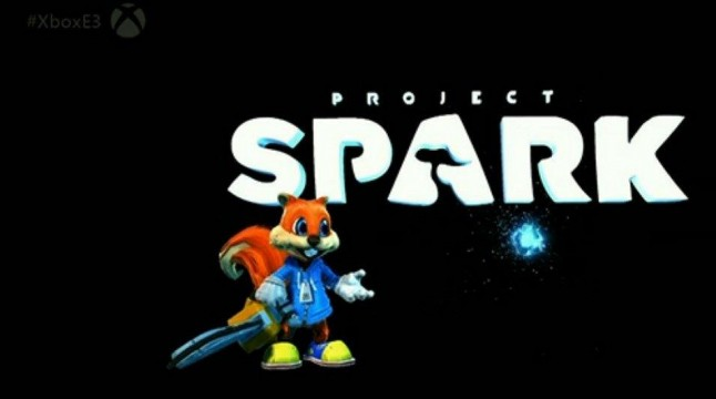 Microsoft Reveals That Conker Has Returned In Project Spark