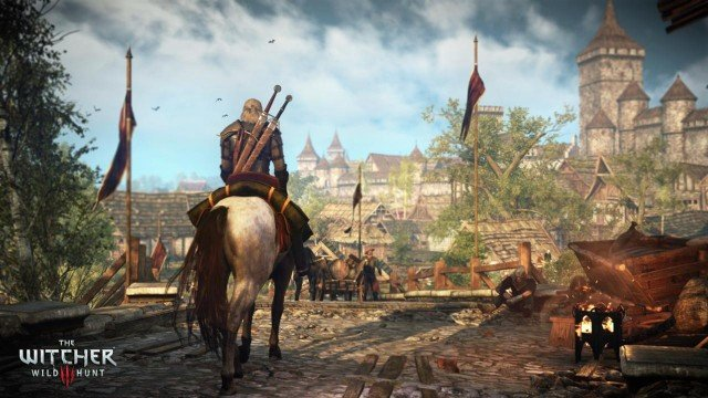 The Witcher III: Wild Hunt Won't Feature Load Screens Outside Of Fast Travel