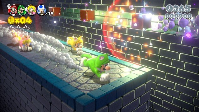 Super Mario 3D World Devs Explain Why They Chose The Cat Suit, And More
