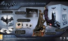 Batman: Arkham Origins Collector's Edition Revealed For The UK