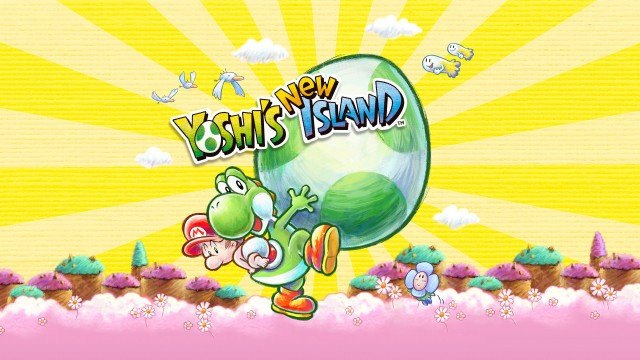 Yoshi's New Island Is Set To Welcome Travellers