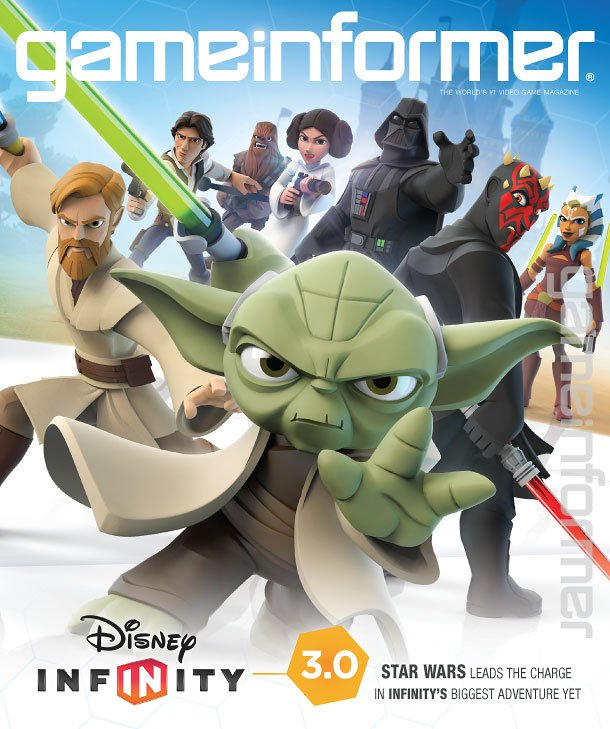Star Wars Joins The Line-Up For Disney Infinity 3.0