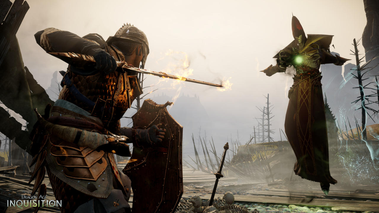 Dragon Age Inquisition Review The best armor for dragon age inquisition is superior battlemage armor for the mage, battlemaster armor for the dps warrior, refined battle master armor for the tank warrior and the superior prowler armor for the rogue class. we got this covered