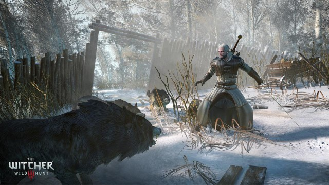 CD Projekt Red Levels On The Witcher III: Wild Hunt's Console Frame Rate