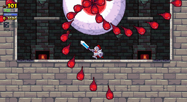 Rogue Legacy (PS4) Review