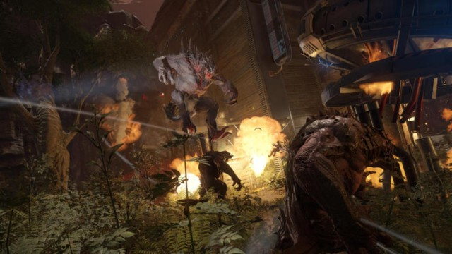 Evolve Enjoys Huge Surge In Players After Free-To-Play Announcement
