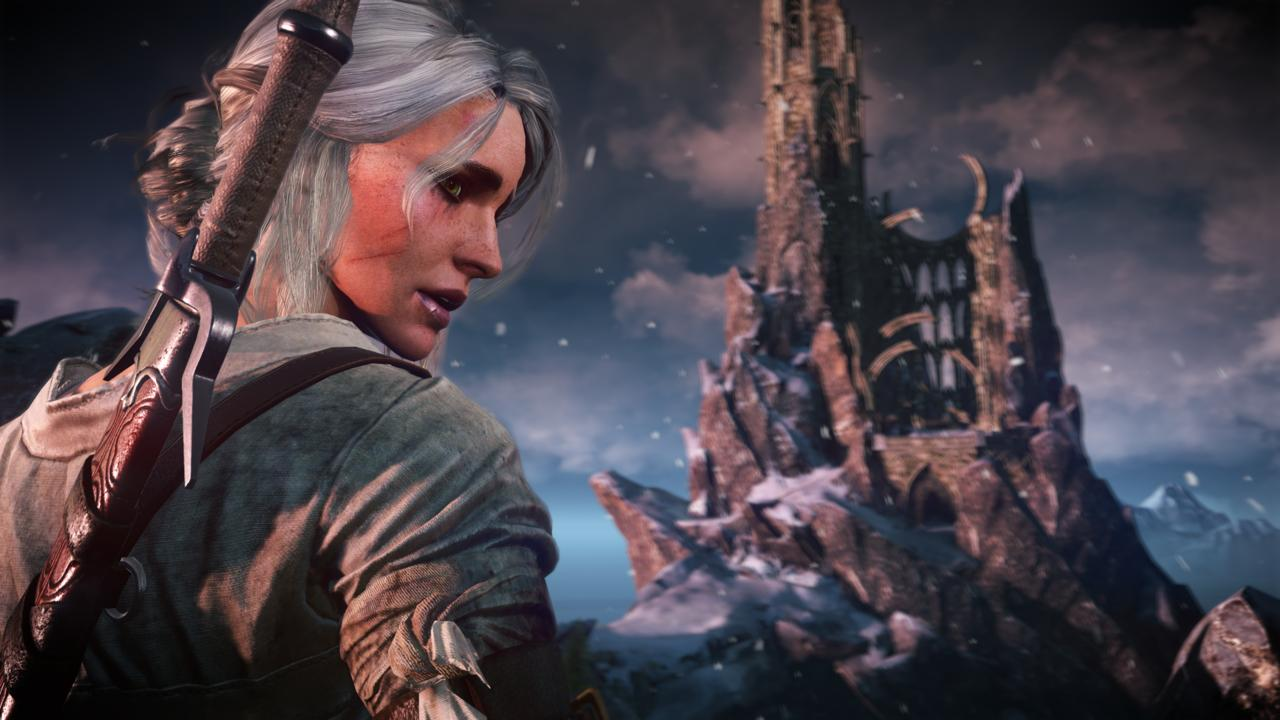 CD Projekt Red Introduces Ciri, The Witcher III: Wild Hunt's Playable Female Character