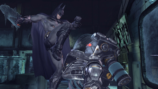 277115 batman arkham city batman fights mr freeze 6 Unforgettably Epic Video Game Boss Fights