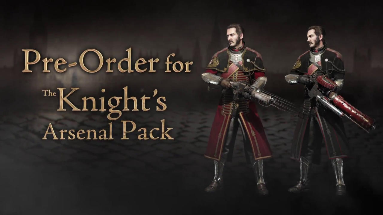 The Order: 1886 Has Officially Gone Gold, Ready At Dawn Reveal New Pre-Order Bonuses