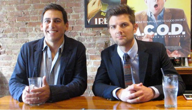 Roundtable Interview With Adam Scott And Director Stu Zicherman On A.C.O.D.