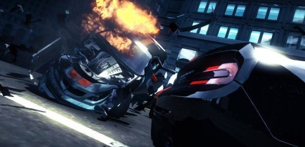 Create Or Destroy With New Ridge Racer: Unbounded Trailer