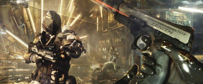 Deus Ex: Mankind Divided Preview [E3 2015]