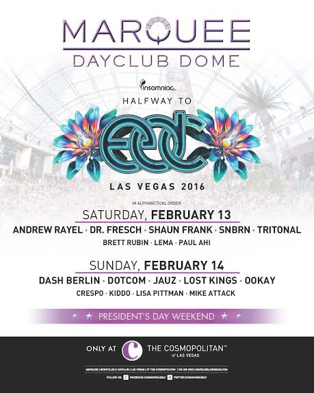 EXCLUSIVE: Insomniac Reveals Halfway To EDC 2016 Lineup