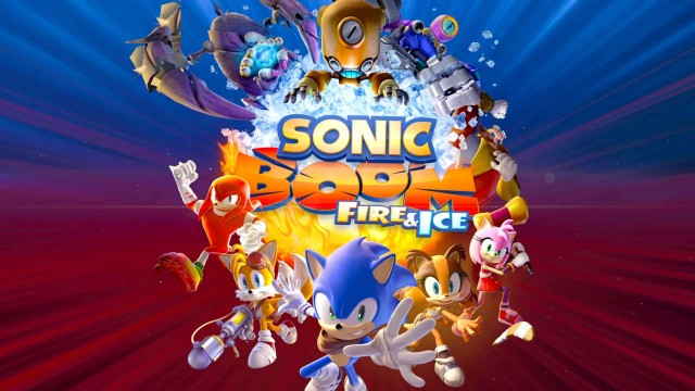 Sonic Boom: Fire & Ice Release Date Pushed Back To 2016