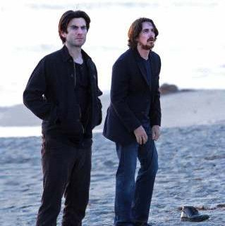 28bently malick bale lawless knight of cups 319x321 The Hunger Games Star Wes Bentley Films Scenes For Terrence Malick