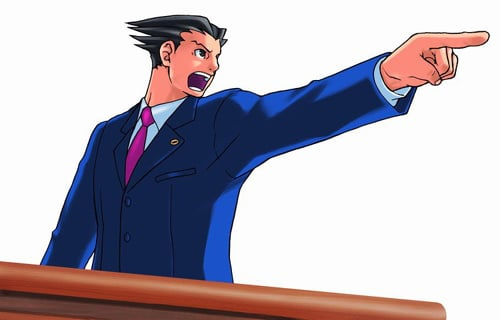 Original Ace Attorney Trilogy Getting Japanese 3DS Rerelease